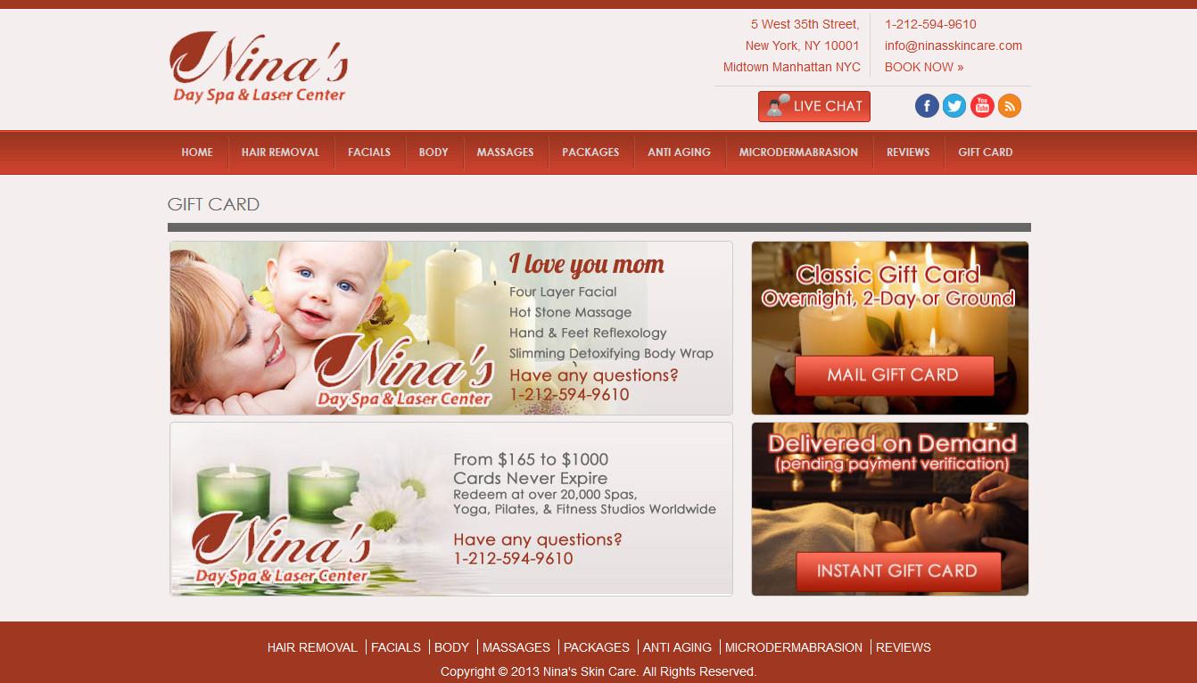 Ninas Skin Care