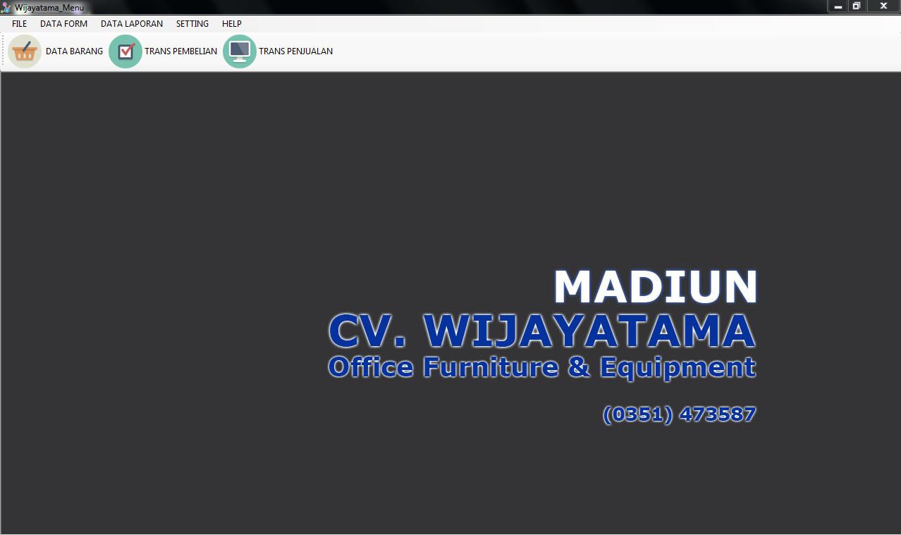 CV. Wijayatama Madiun